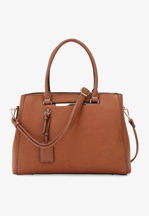 LORA - Handbag - mittelbraun