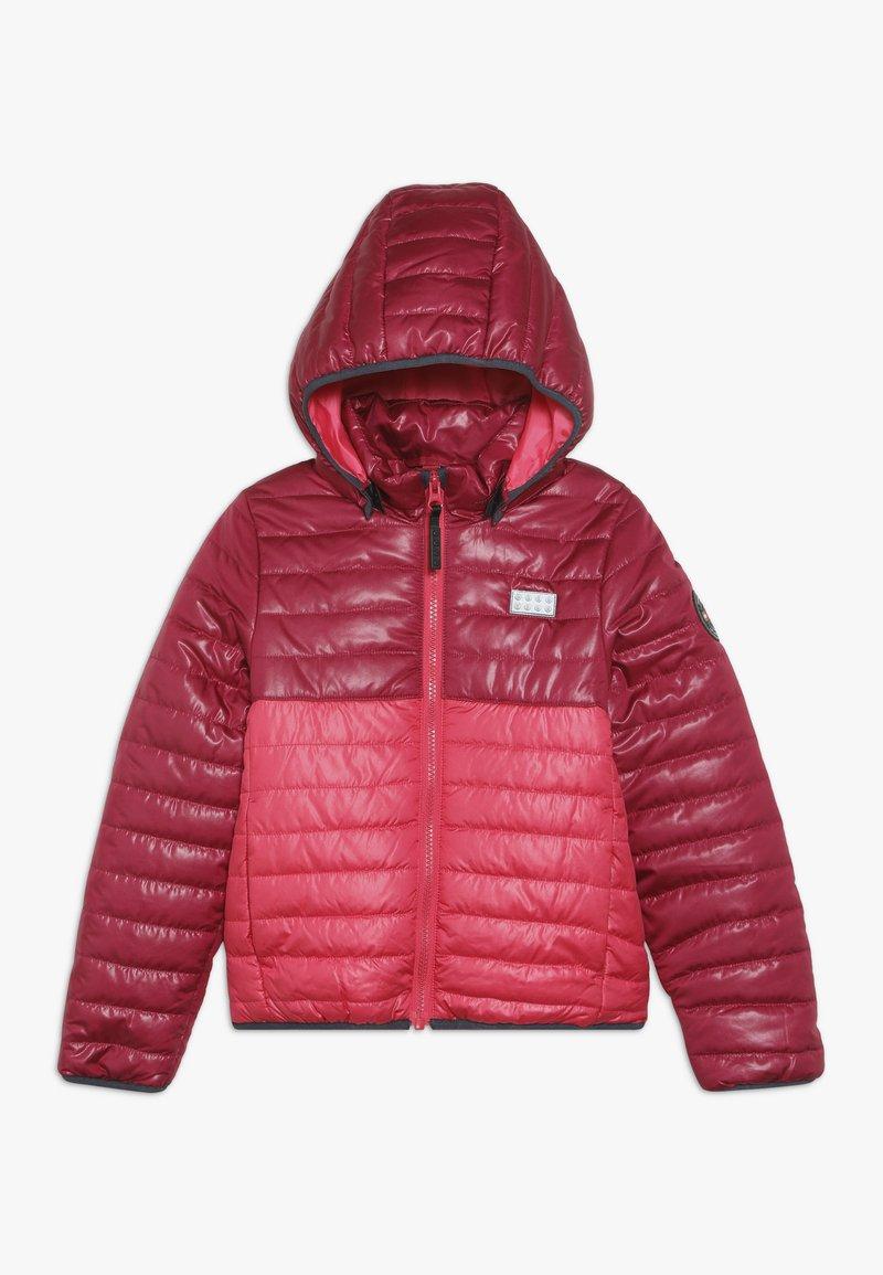 LEGO Wear - JOSHUA JACKET - Winter jacket - bordeaux