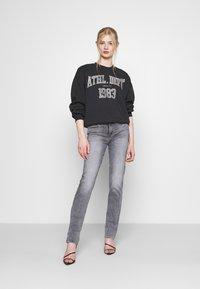 Gina Tricot - RILEY - Sweatshirt - offblack - 1
