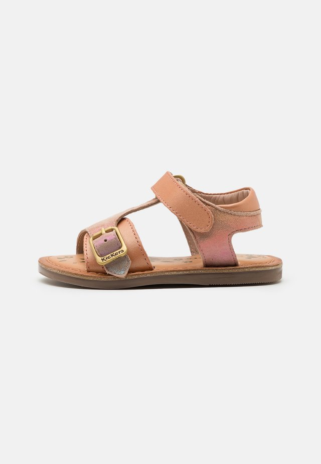 DIAZZ - Sandalen - multicolor rainbow