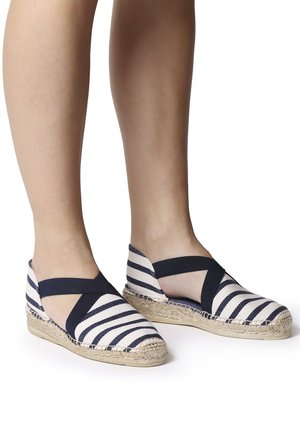 ESTARTIT - Espadrillas - ecru-navy