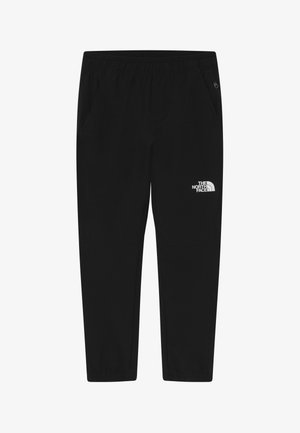 BOY'S ESKER - Trousers - black
