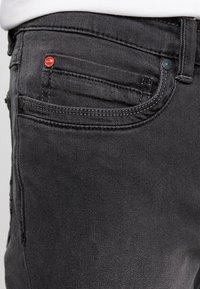 Paddock's - RANGER PIPE - Jeans slim fit - grey denim - 3