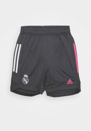REAL MADRID AEROREADY FOOTBALL SHORTS - Sportovní kraťasy - grefiv