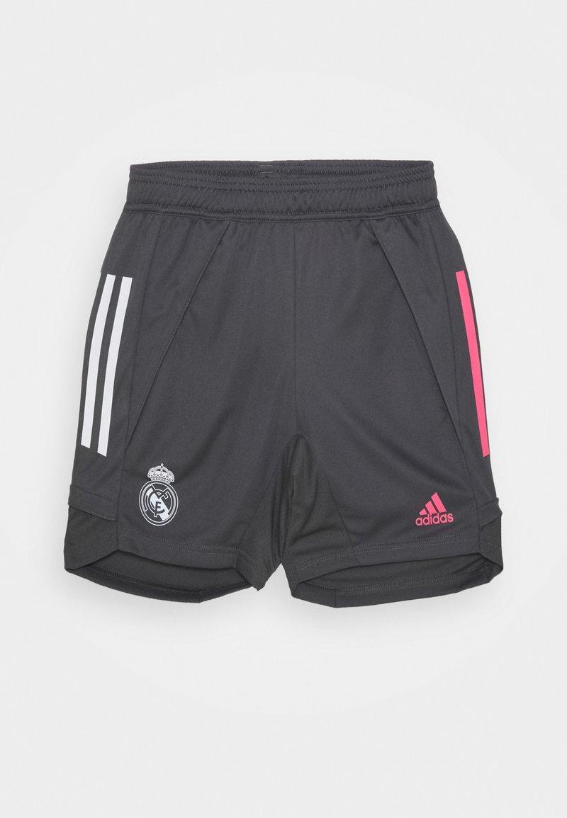 adidas Performance - REAL MADRID AEROREADY FOOTBALL SHORTS - Sports shorts - grefiv