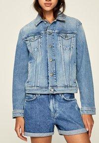 Pepe Jeans - ROSE  - Kurtka jeansowa - blue - 4