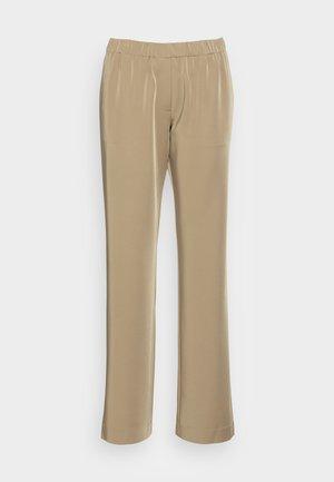 HOYS PANTS - Trousers - covert green