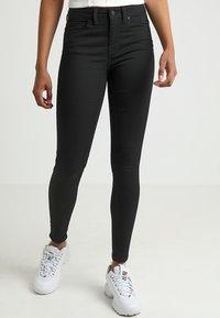 Object - OBJSKINNYSOPHIE - Jeans Skinny Fit - black - 0