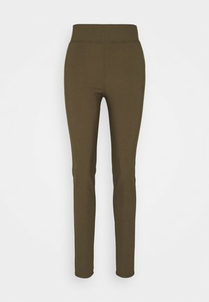 Leggings - Trousers - olive