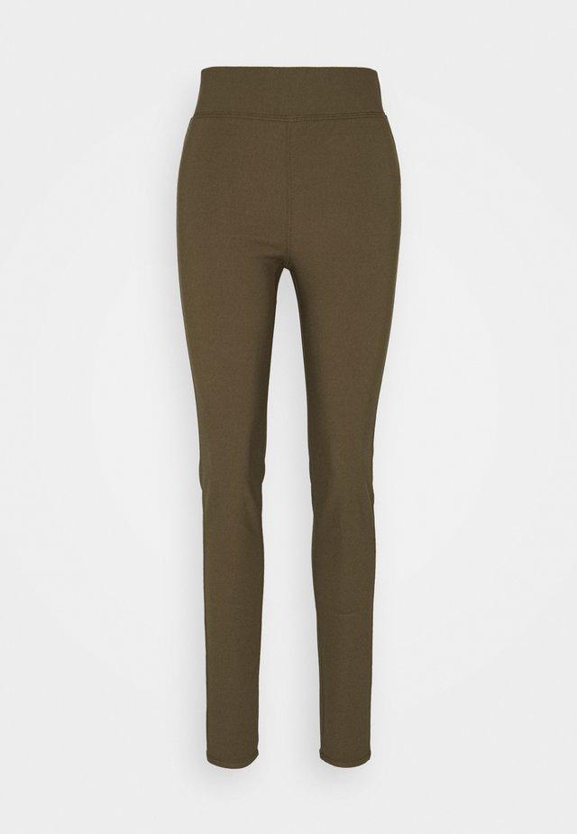 Leggings - Trousers - olive