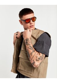 Hawkers - STEEZY - Sunglasses - black - 2