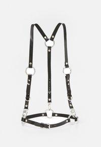 Vivienne Westwood - BELTS HARNESS - Other accessories - black - 3