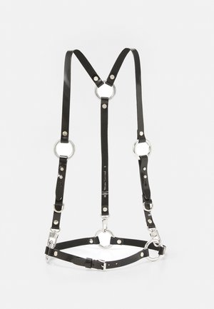 BELTS HARNESS - Other accessories - black