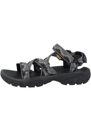 TERRA FI  - Walking sandals - steps dark gull grey (1099441-sdggr)