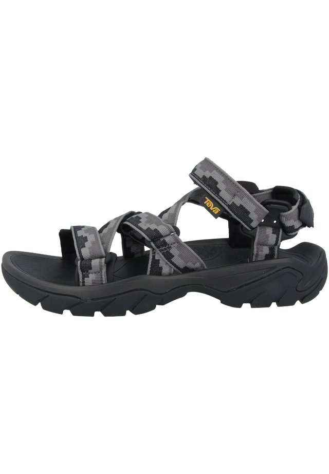 TERRA FI  - Outdoorsandalen - steps dark gull grey (1099441-sdggr)