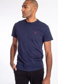 U.S. Polo Assn. - T-shirt - bas - dark sapphire - 0
