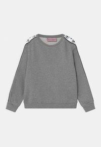 CHIARA FERRAGNI - TAPE ID CREWNECK - Sweatshirt - grey - 0