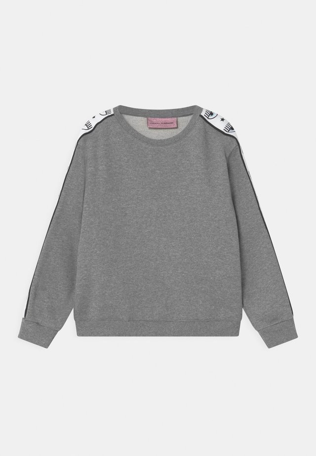 TAPE ID CREWNECK - Sweatshirt - grey