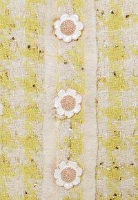 Sister Jane - HONEY BEE MINI DRESS - Vestido camisero - yellow - 2