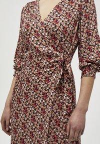 Minus - MELINA - Day dress - macaroon flower - 5