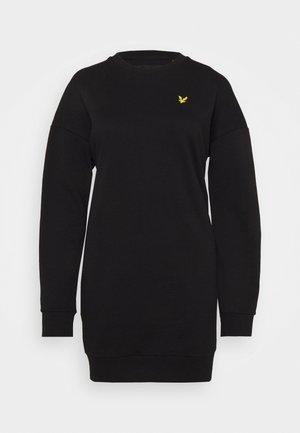 DRESS - Denní šaty - jet black
