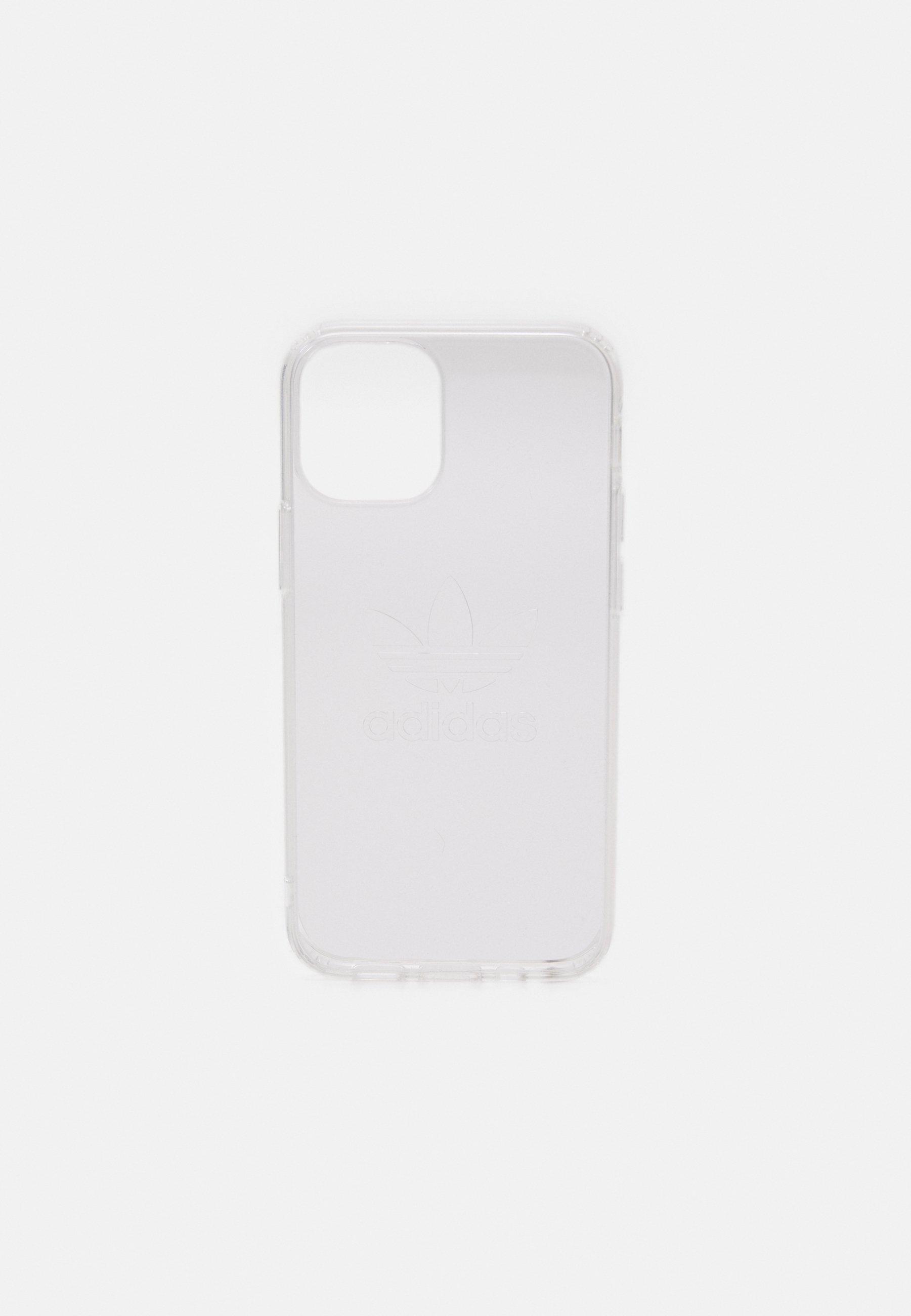 Men Clear Trefoil iPhone 12 mini Unisex - Phone case