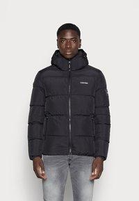 Calvin Klein - CRINKLE - Winter jacket - black - 0