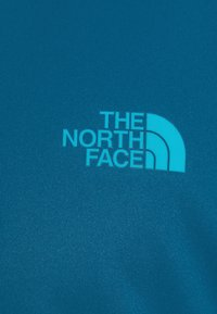 The North Face - MEN'S REAXION AMP CREW - Basic T-shirt - moroccan blue - 5
