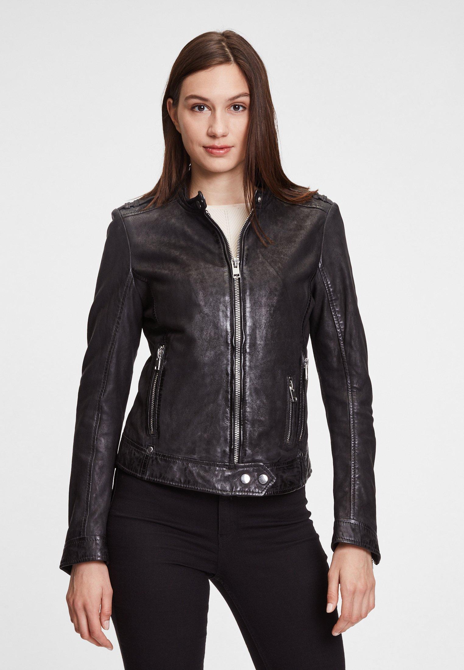Femme G2GSHARI SF LABONV - Veste en cuir