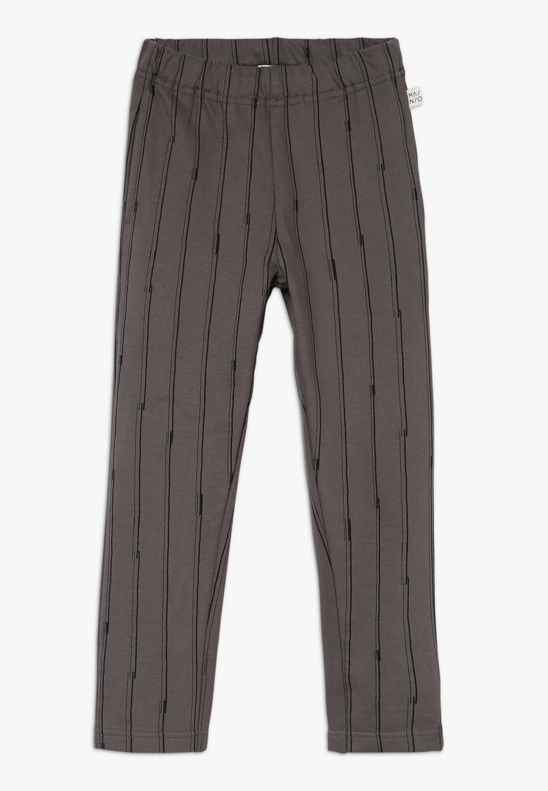 Mainio - STICKS - Tracksuit bottoms - charcoal grey