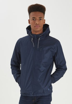Outdoor jacket - dress blues