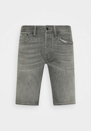 RAZOR - Jeansshorts - grey