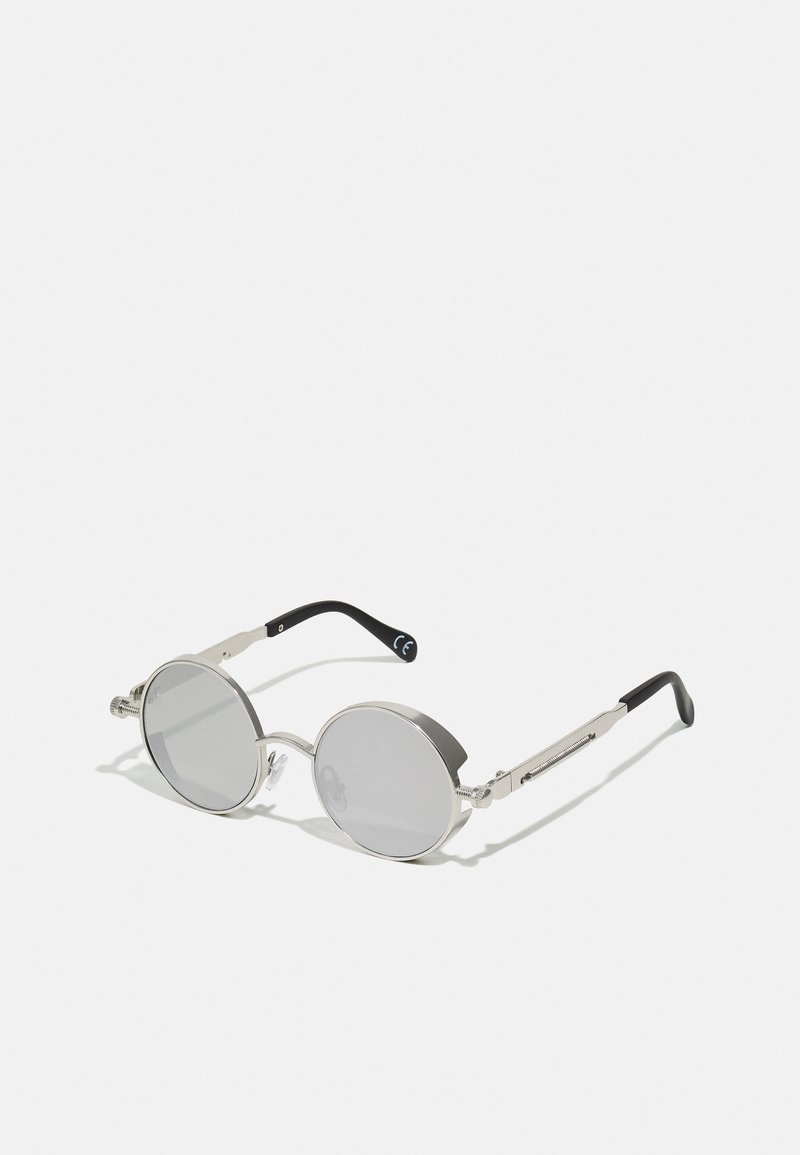 Jeepers Peepers - UNISEX - Lunettes de soleil - silver-coloured