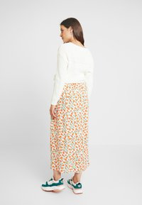Topshop Maternity - AUSTIN - A-line skirt - cream - 2