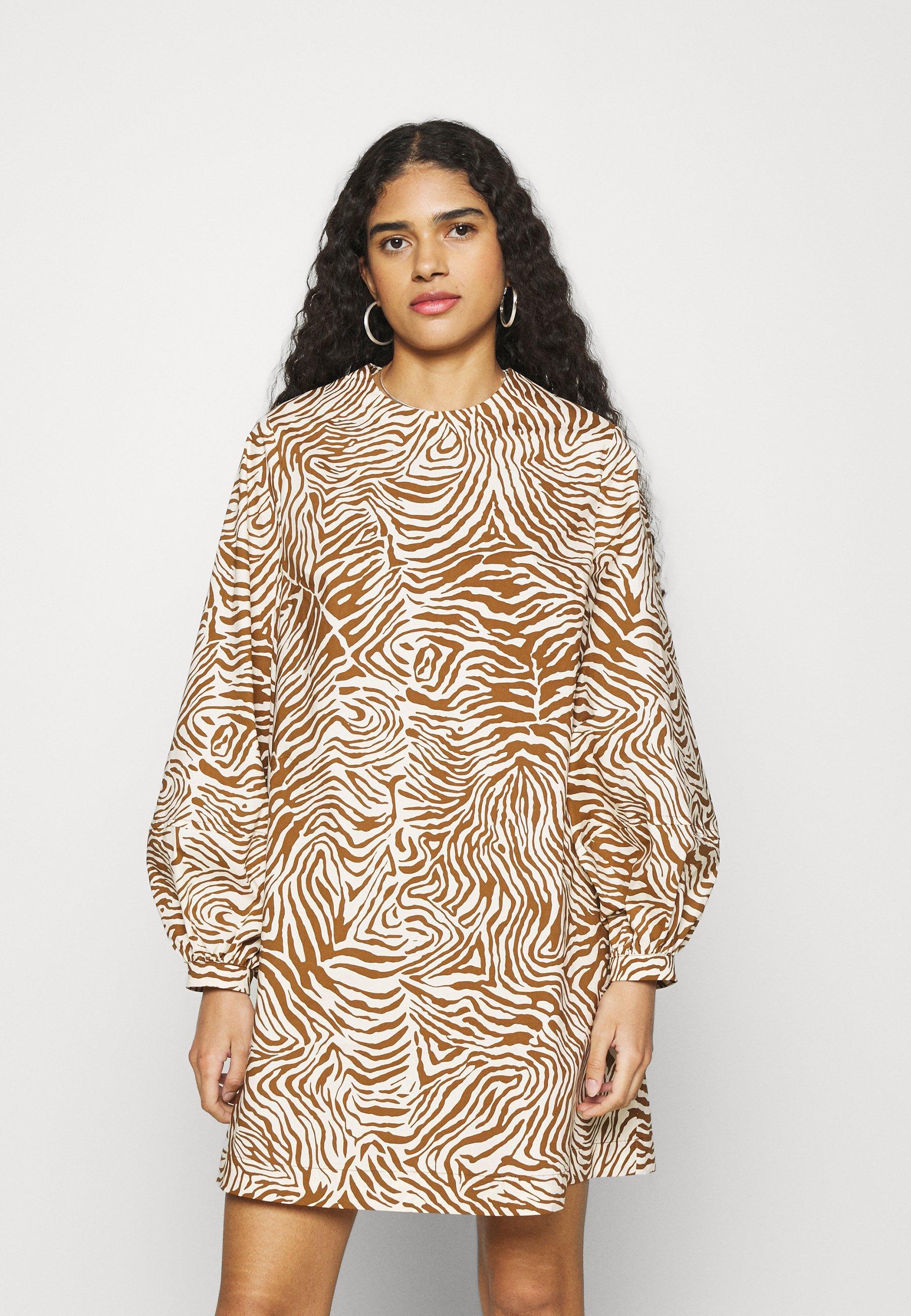 Women ARAM SHORT DRESS - Day dress