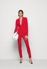 Patrizia Pepe - HIGH FIT - Blazer - red - 1