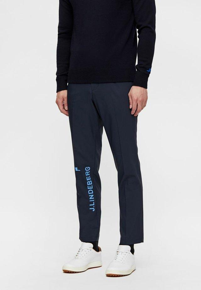 JLI EDEN - Outdoor trousers - jl navy