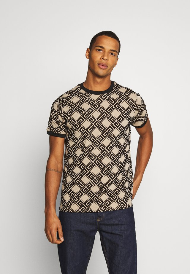 BAMANT - T-shirt con stampa - sand
