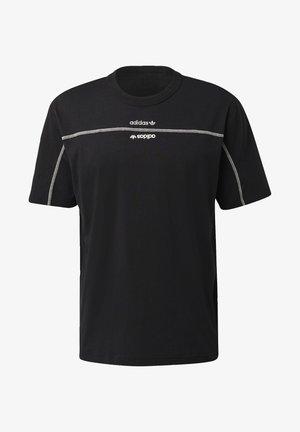R.Y.V. T-SHIRT - Print T-shirt - black