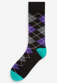Next - Socks - blue - 5