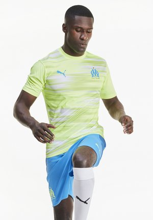 OLYMPIQUE MARSEILLE STADIUM - Club wear - fizzy yellow