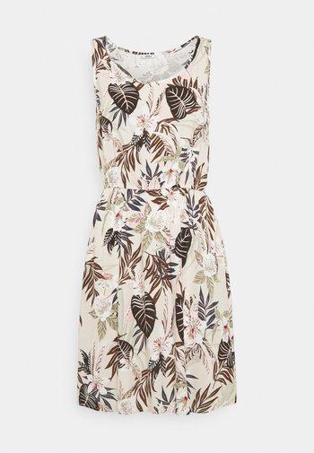 ONLNOVA LIFE SARA DRESS - Day dress - pumice stone