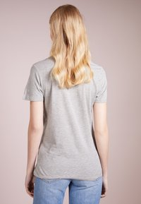Zoe Karssen - T-shirt con stampa - grey heather - 2