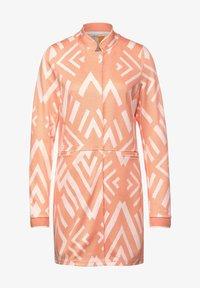 Street One - Classic coat - orange - 2