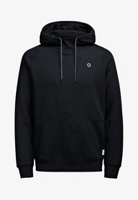 Jack & Jones - JCOPINN HOOD REGULAR FIT - Sweat à capuche - black - 5