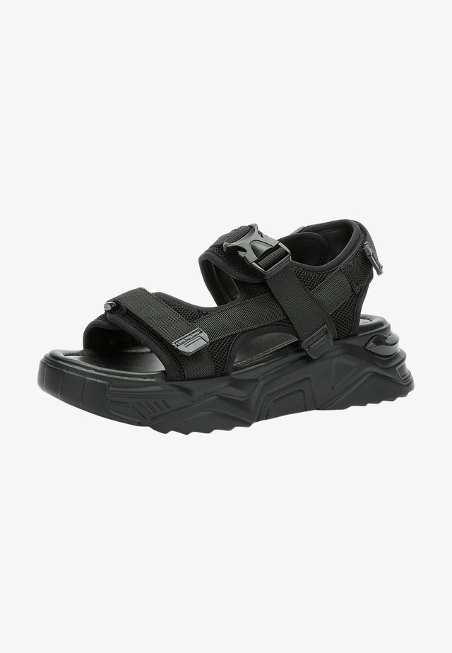 Outdoorsandalen - black