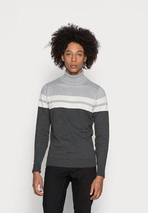 Sweter - stone mix