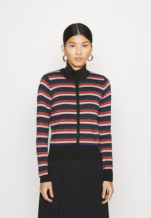 CARDI ROUNDNECK - Cardigan - dark blue