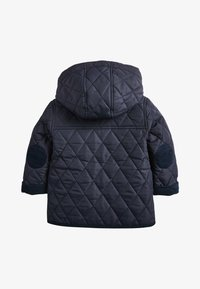 Next - KHAKI QUILTED JACKET (3MTHS-7YRS) - Winter jacket - blue - 1
