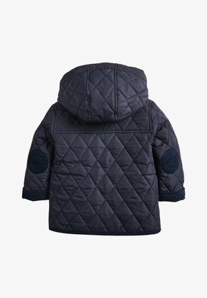 KHAKI QUILTED JACKET (3MTHS-7YRS) - Chaqueta de invierno - blue
